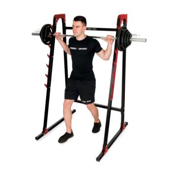 Få det maksimale ud af træningen med en squat rack